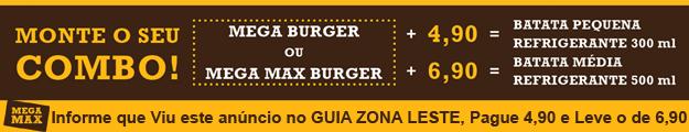 Mega Max Hambugueria Restaurante
