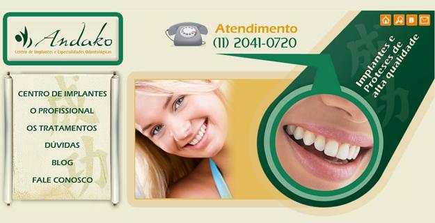 Andako Centro de Implantes e Especialidades Odontológicas