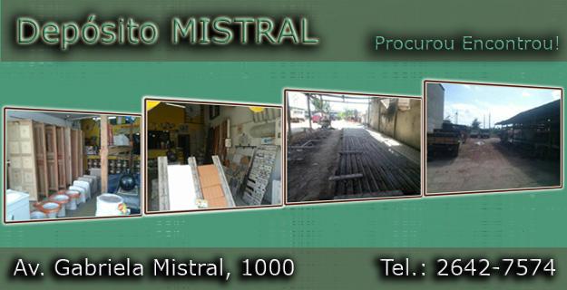 Depósito Mistral Materiais Construção