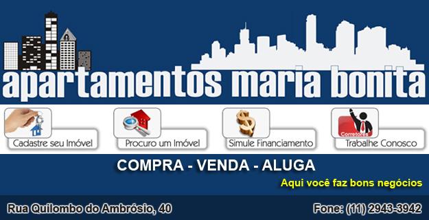 Imobiliária Apartamentos Maria Bonita