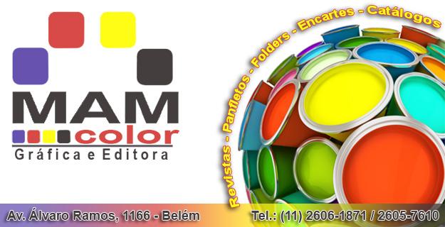 Mam Color Gráfica e Editora