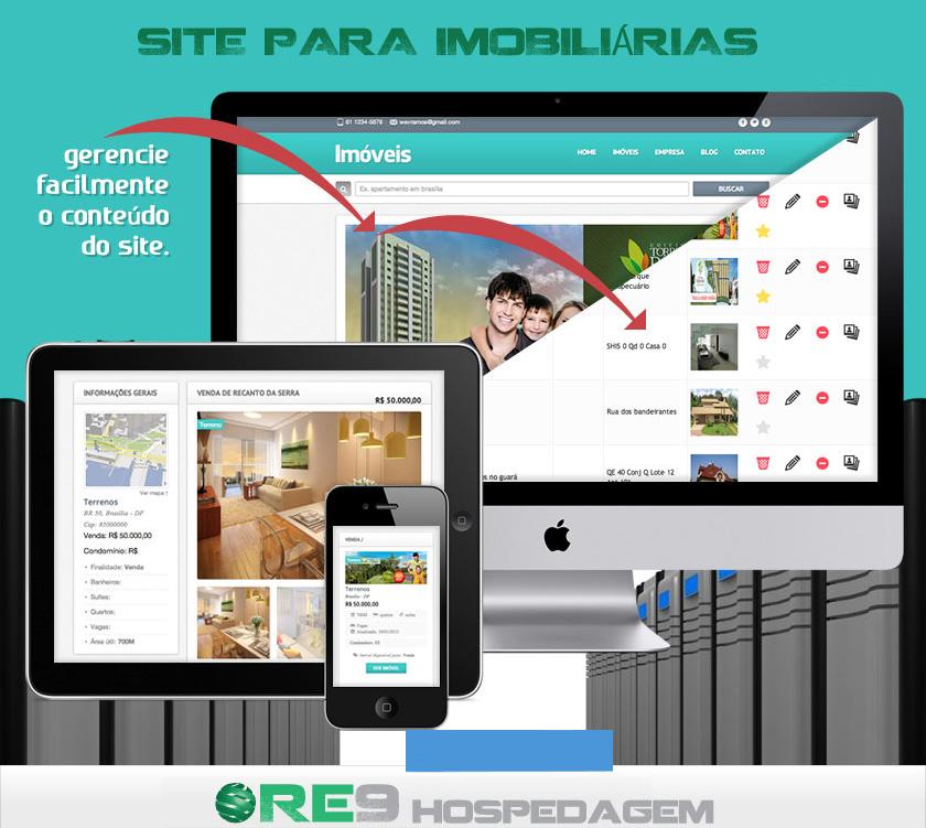 Re9 Hospedagem Sites